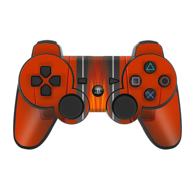 PS3 Controller Skin - Hot Rod