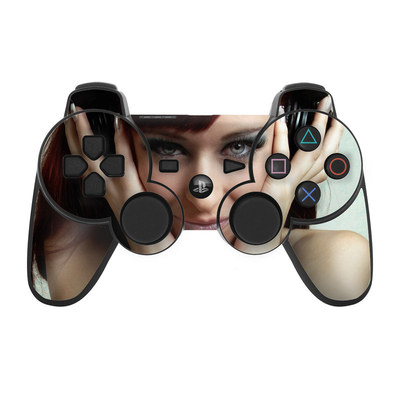 PS3 Controller Skin - Headphones