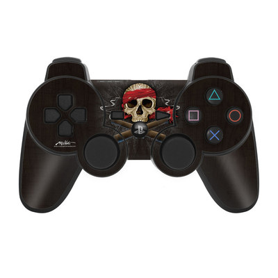 PS3 Controller Skin - High Seas Drifter