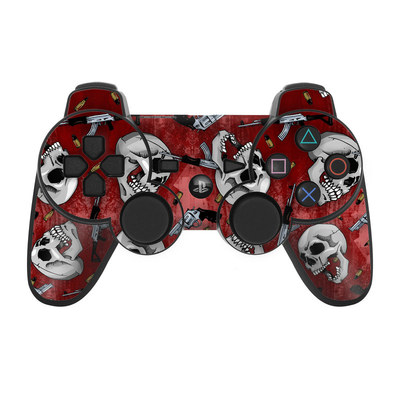 PS3 Controller Skin - Issues