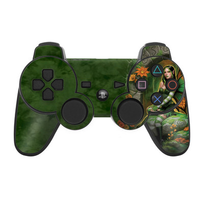 PS3 Controller Skin - Jade Fairy