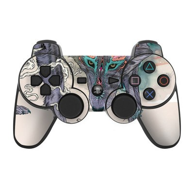 PS3 Controller Skin - Journeying Spirit