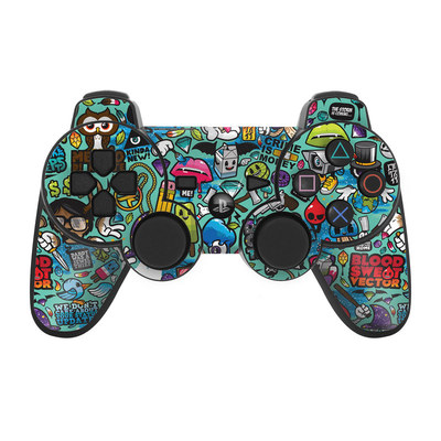 PS3 Controller Skin - Jewel Thief