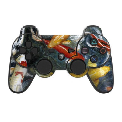 PS3 Controller Skin - Koi's Happiness