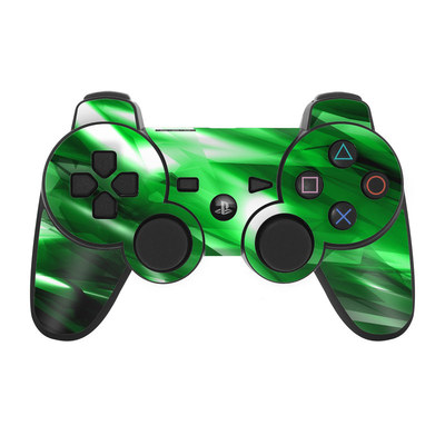 PS3 Controller Skin - Kryptonite