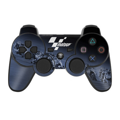 PS3 Controller Skin - Leaning