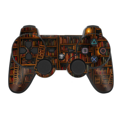 PS3 Controller Skin - Library