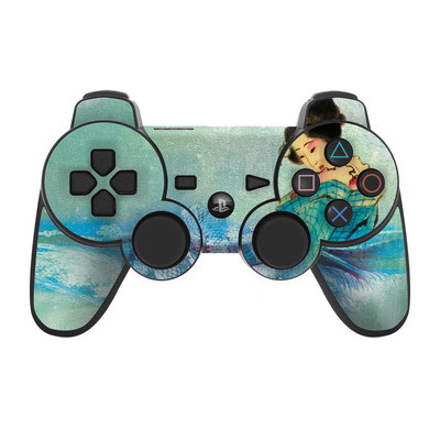 PS3 Controller Skin - Magic Wave