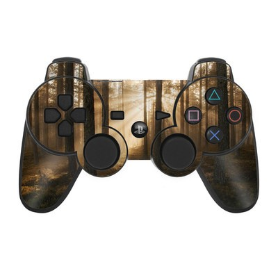 PS3 Controller Skin - Misty Trail