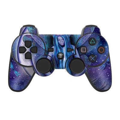 PS3 Controller Skin - Moon Fairy