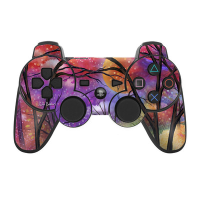 PS3 Controller Skin - Moon Meadow