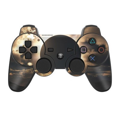 PS3 Controller Skin - Moon Shadow