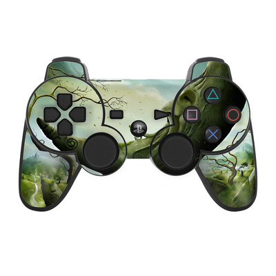PS3 Controller Skin - Moon Stone