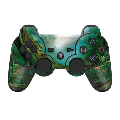 PS3 Controller Skin - Moon Tree