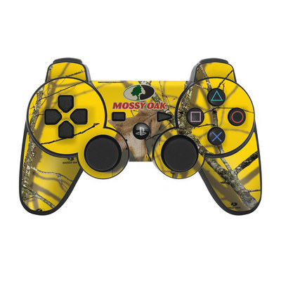 PS3 Controller Skin - Break-Up Lifestyles Cornstalk