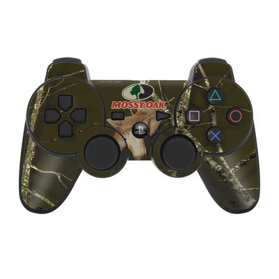 PS3 Controller Skin - Break-Up Lifestyles Dirt