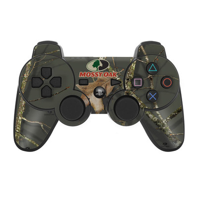 PS3 Controller Skin - Break-Up Lifestyles Evergreen
