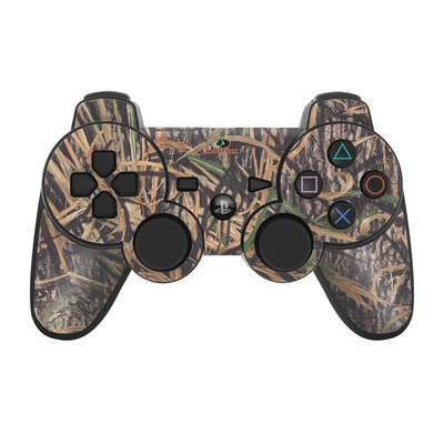 PS3 Controller Skin - New Shadow Grass