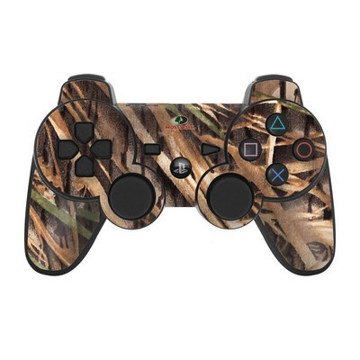 PS3 Controller Skin - Shadow Grass