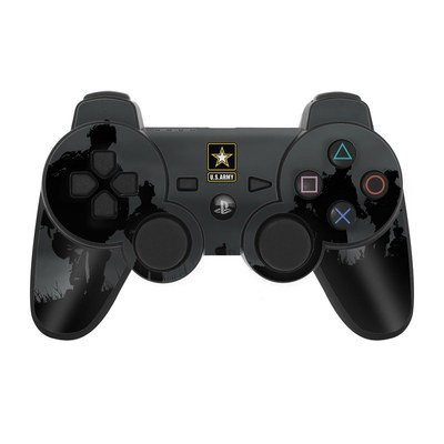 PS3 Controller Skin - Night Action