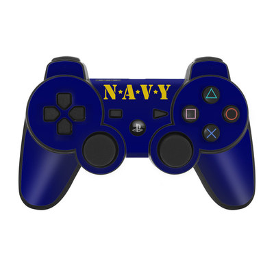 PS3 Controller Skin - Navy