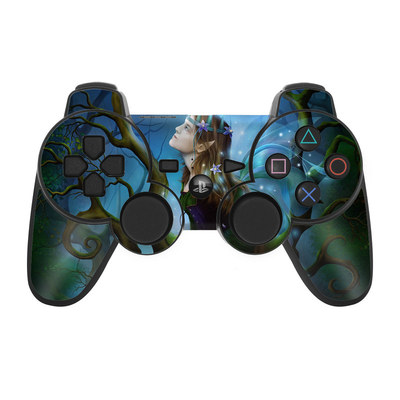 PS3 Controller Skin - Nightshade Fairy