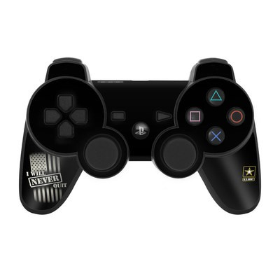 PS3 Controller Skin - Never Quit