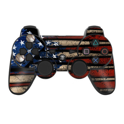 PS3 Controller Skin - Old Glory