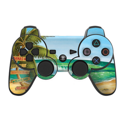 PS3 Controller Skin - Palm Signs