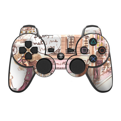 PS3 Controller Skin - Paris Makes Me Happy