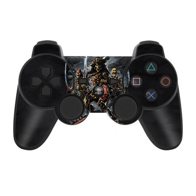 PS3 Controller Skin - Pirates Curse