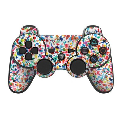 PS3 Controller Skin - Plastic Playground