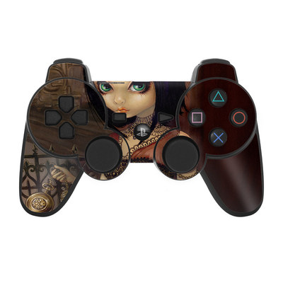 PS3 Controller Skin - Poe