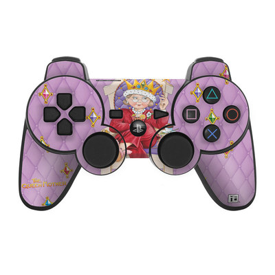 PS3 Controller Skin - Queen Mother