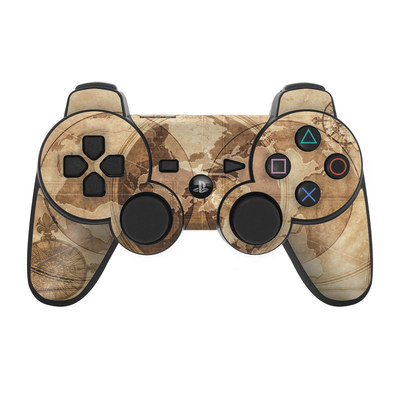 PS3 Controller Skin - Quest
