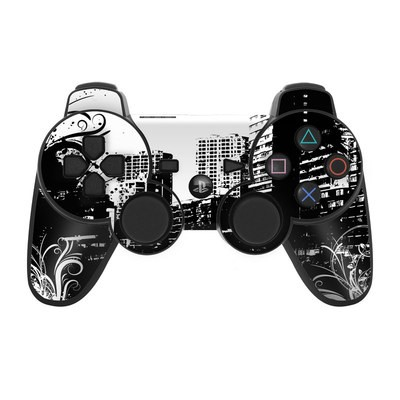 PS3 Controller Skin - Rock This Town