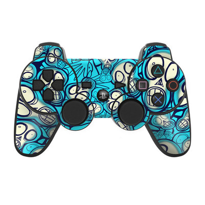 PS3 Controller Skin - Satch Face