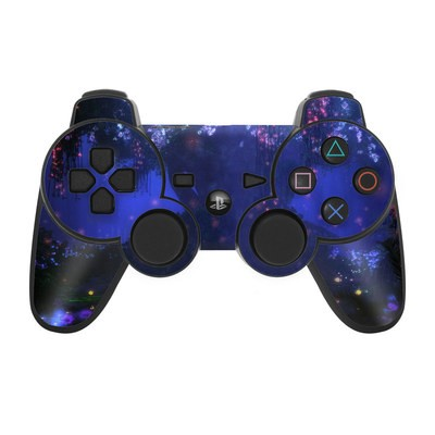 PS3 Controller Skin - Satori Night