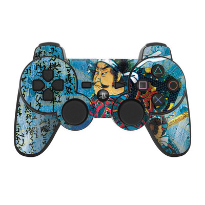 PS3 Controller Skin - Samurai Honor