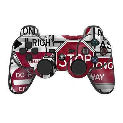 PS3 Controller Skin - Signs