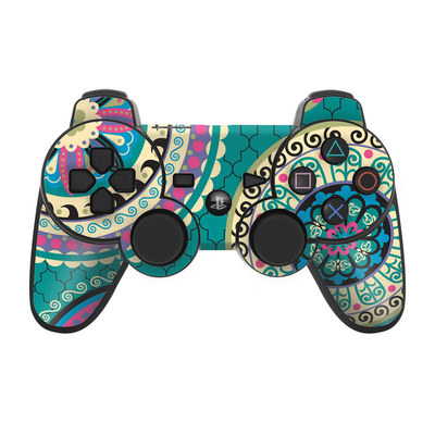PS3 Controller Skin - Silk Road