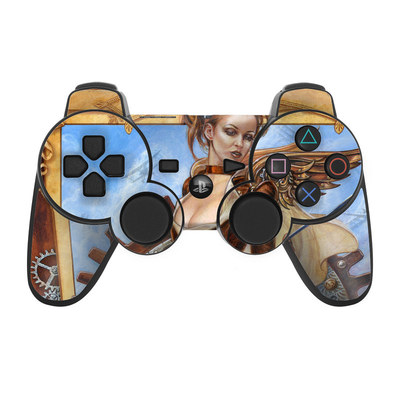 PS3 Controller Skin - Steam Jenny
