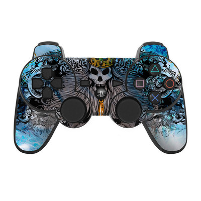 PS3 Controller Skin - Skeleton King