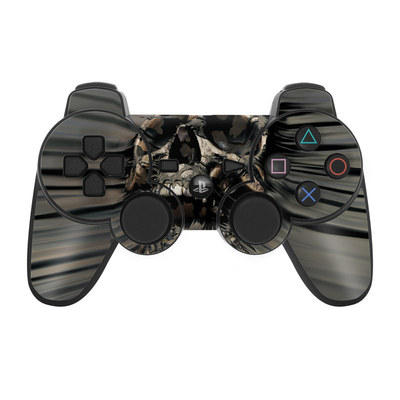 PS3 Controller Skin - Skull Wrap