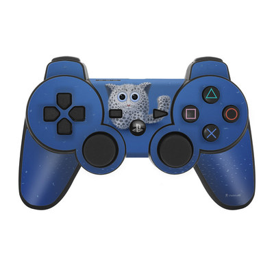 PS3 Controller Skin - Snow Leopard