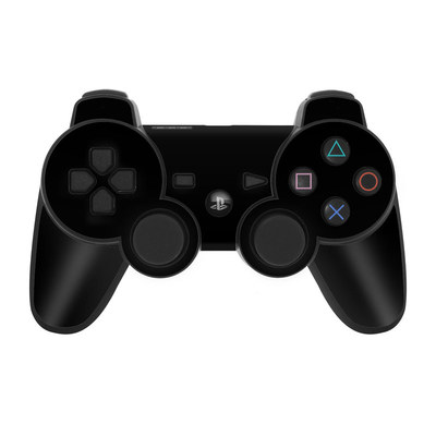 PS3 Controller Skin - Solid State Black