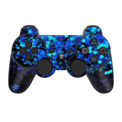PS3 Controller Skin - Stardust Winter