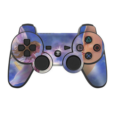 PS3 Controller Skin - Star Kiss