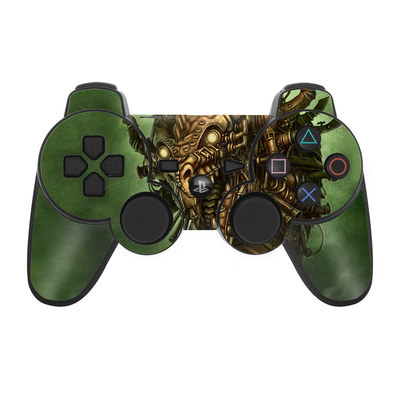 PS3 Controller Skin - Steampunk Dragon