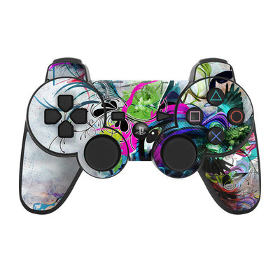 PS3 Controller Skin - Streaming Eye